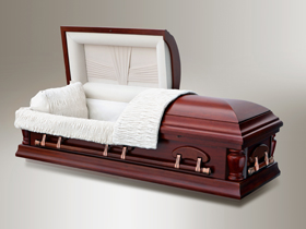 Pecan - Discount Funeral Caskets, Discount Funeral Urns, Houston, TX