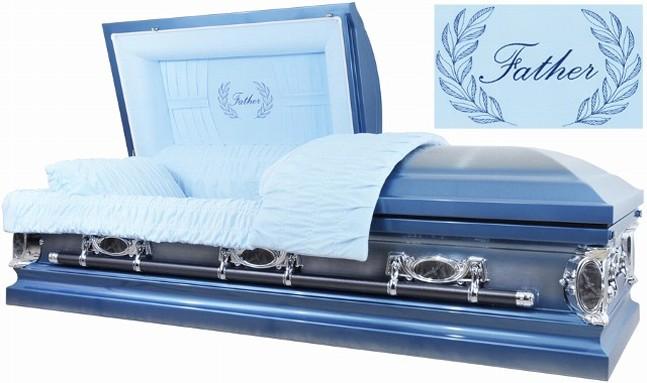 18 gauge steel caskets full couch webb discount caskets
