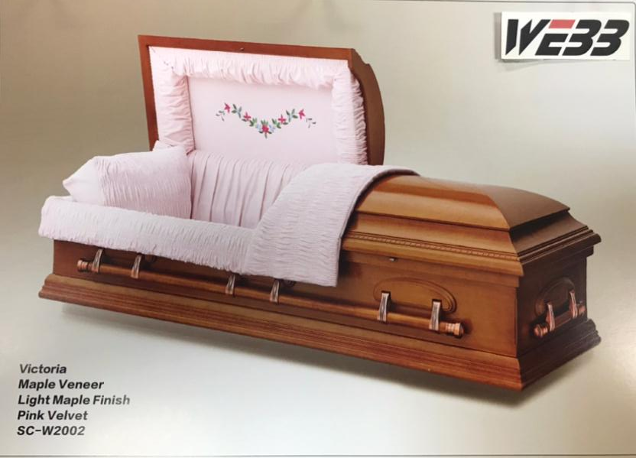 Victoria - Discount Funeral Caskets, Discount Funeral Urns, Houston, TX