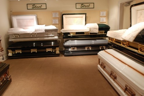 18 Gauge, Steel, Caskets, Full Couch | Webb Discount Caskets
